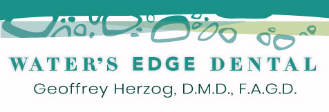 Dr. Geoffrey Herzog at Water's Edge Dental