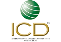 Logo of International College of Dentists